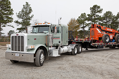 Trucking--Winch Trucks, Equipment Haulers, Hot Shot
